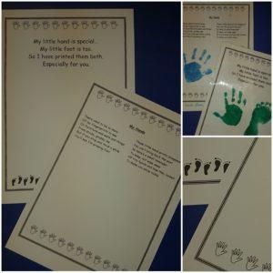 A4 Poem Sheets